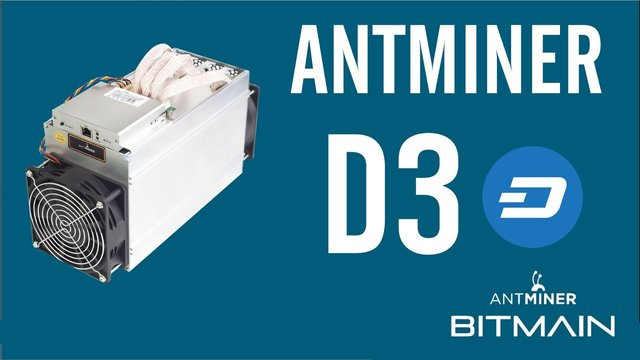 Bitmain Antminer D3 Profitability – Hashrate | Specification | Payback Period
