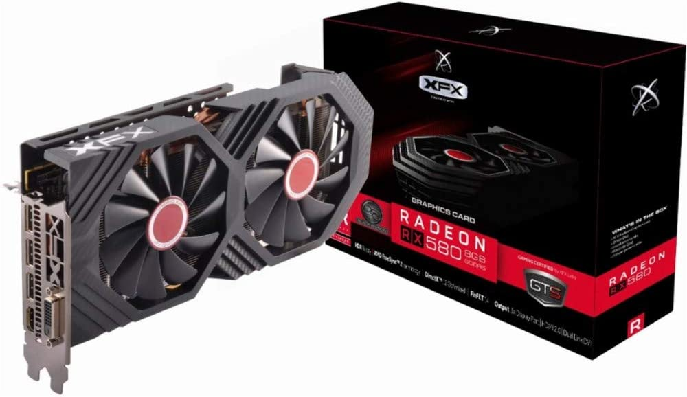 From a little more known to us, the quotation of the MSI RX 580