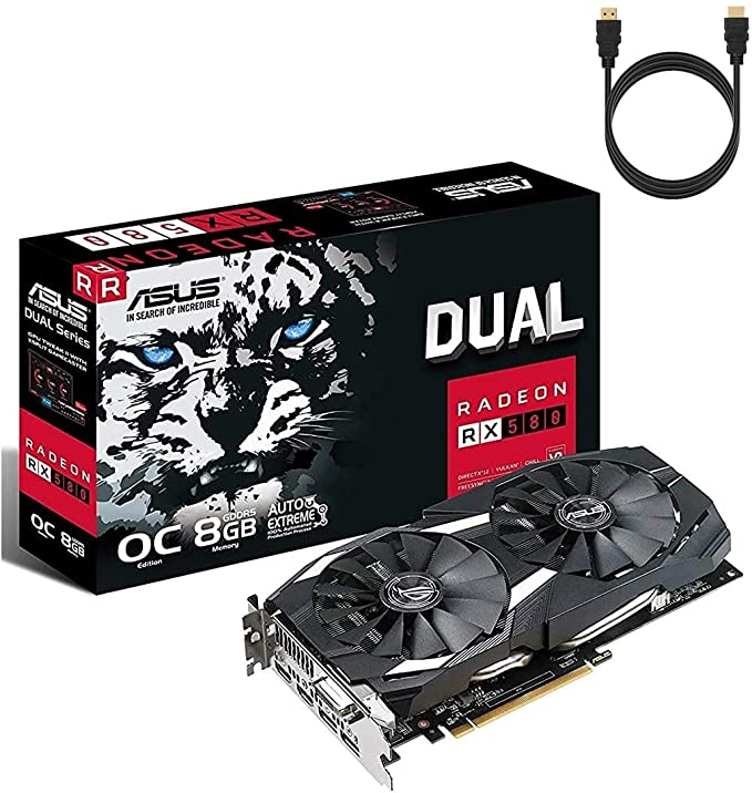 Top 10 Questions Asked on Amazon Before Buying - Radeon RX 580