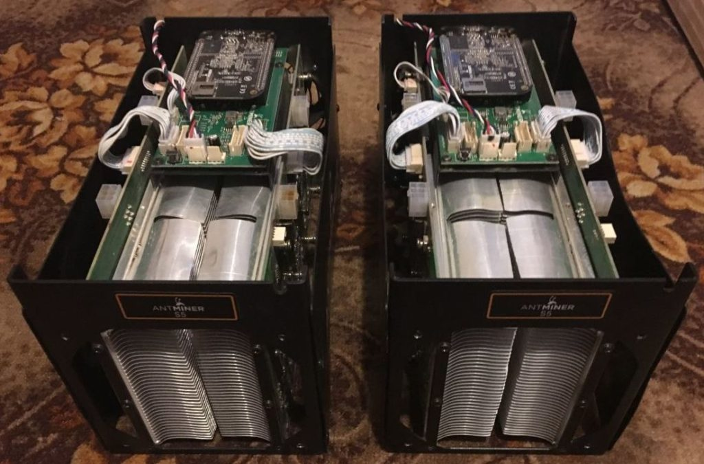 ASIC-AntMiner-S5 Mining Solutions