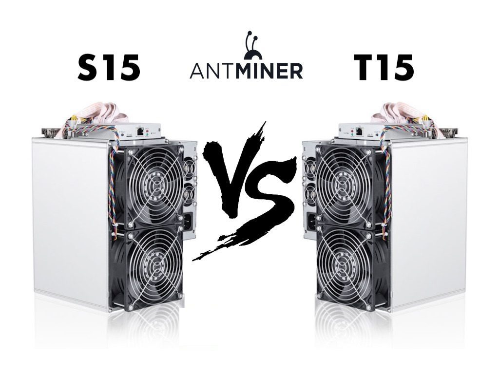 ANTMINER S15 and T15 - Which Has Higher Profitability