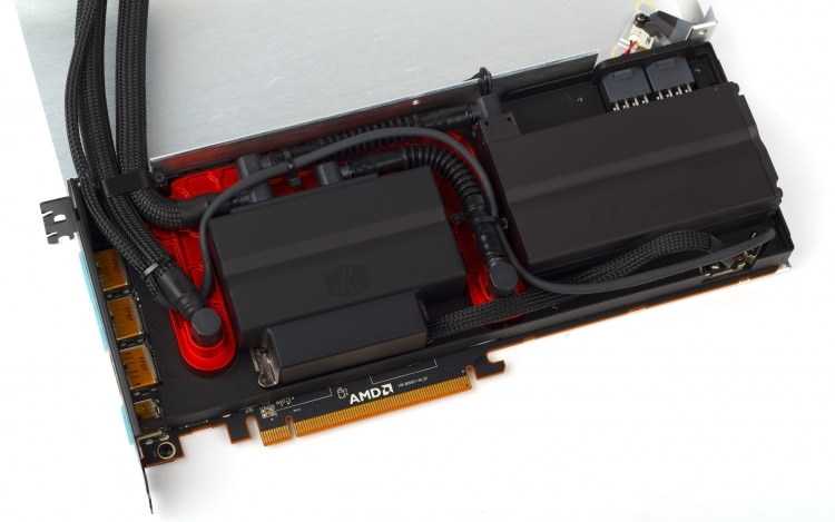 Radeon Rx Vega 64 Liquid Cooled Video Card Review