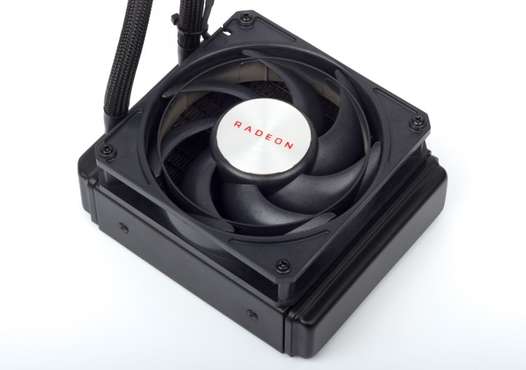 Vega 64 LC has very serious heat dissipation