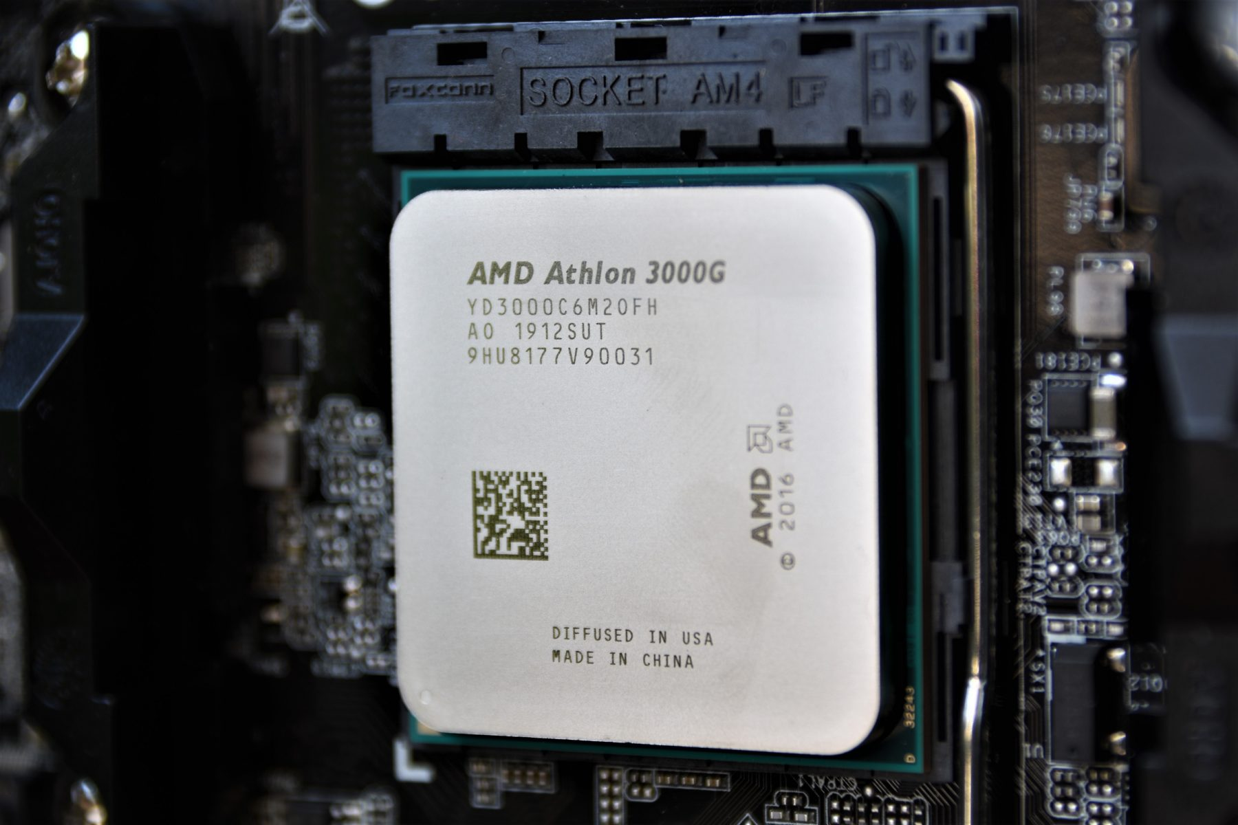 Review AMD Athlon 3000G / ASRock Desk Mini A300