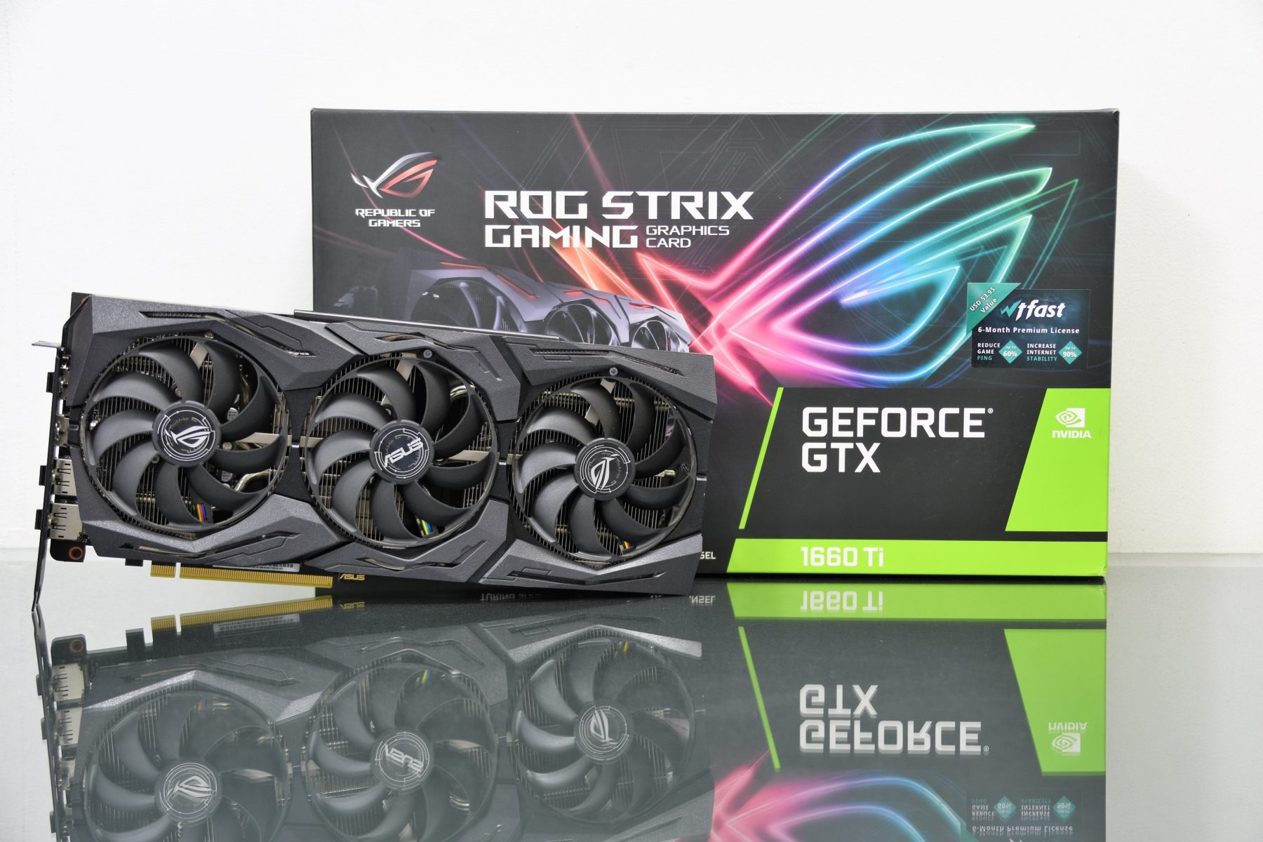 ASUS ROG STRIX GTX 1660TI A6G GAMING  Review – Specs | Test | Overclocking | Perfomance