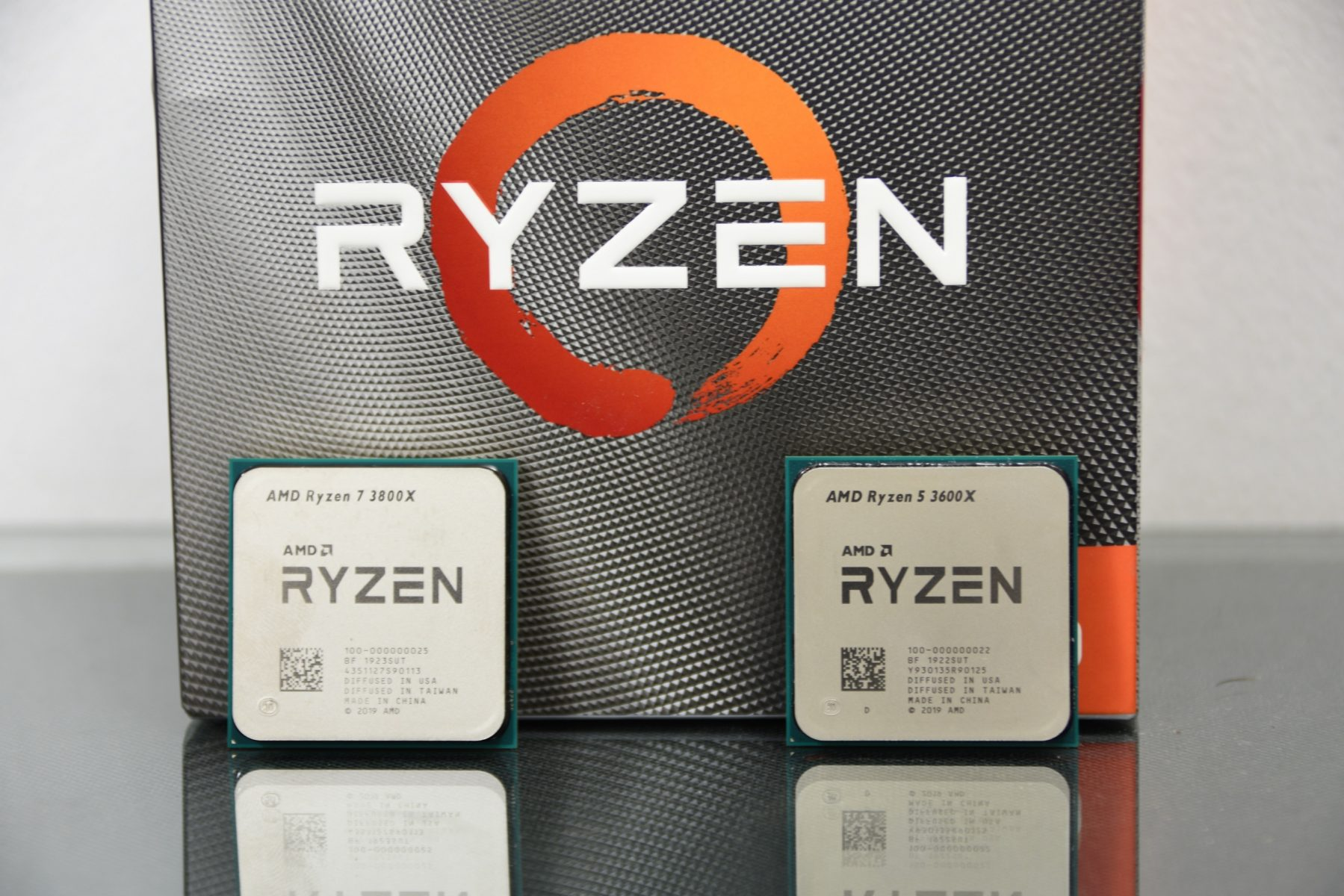 Review Ryzen 7 3800X and Ryzen 5 3600X – Specs | Testing | OverClocking