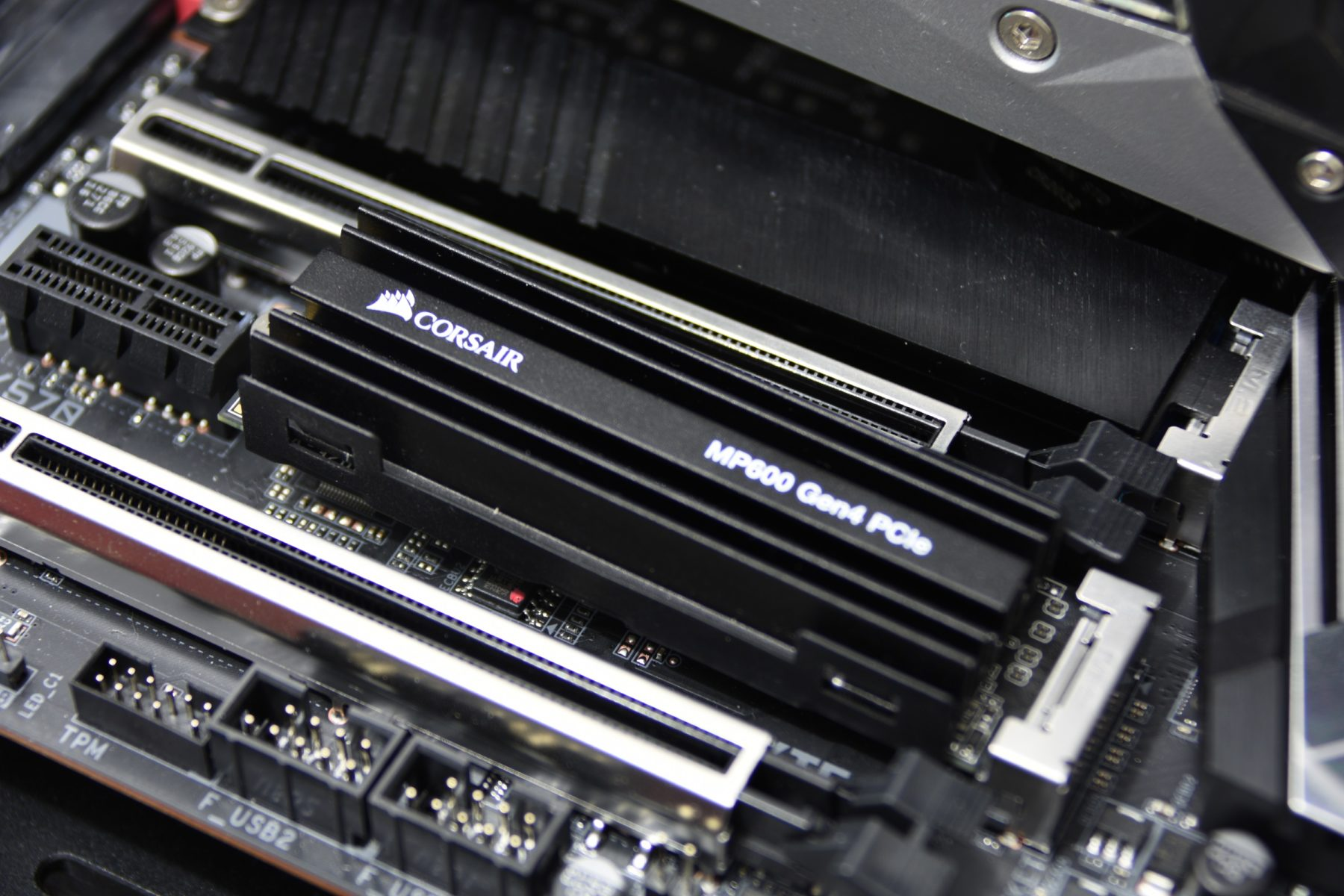 Review Corsair Force MP600 1TB PCIe Gen4 M.2 – Specs | Details