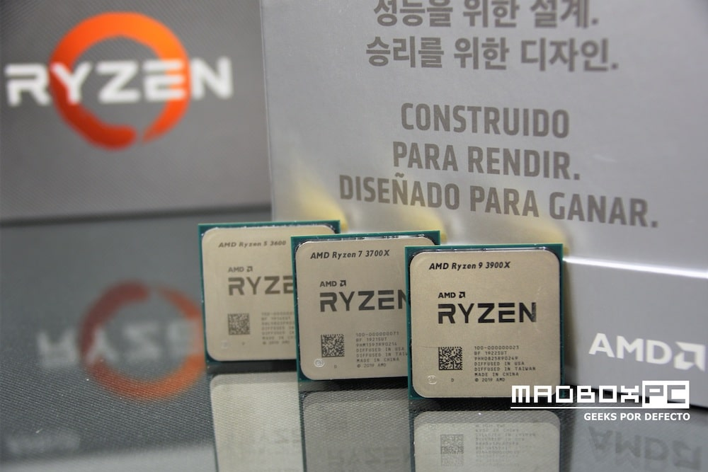 Review AMD Ryzen 9 3900X, Ryzen 7 3700X and Ryzen 5 3600 – | Specs | Testing