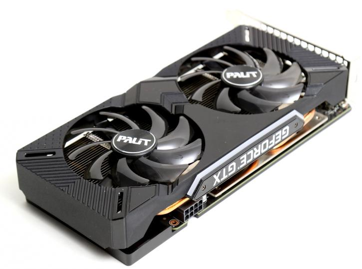 Palit GeForce GTX 1660 Super StormX Review, Testing and Overclocking