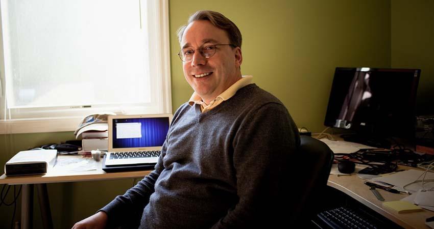 Linus Torvalds updates your PC with an AMD Ryzen Threadripper 3970X