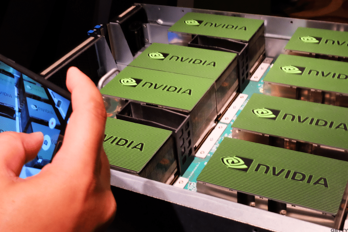 Nvidia sued for disguising mining sales