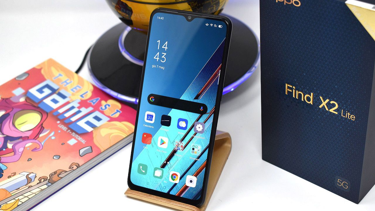 OPPO Find X2 Lite Review, between 5G connectivity and Enco W31 earphones