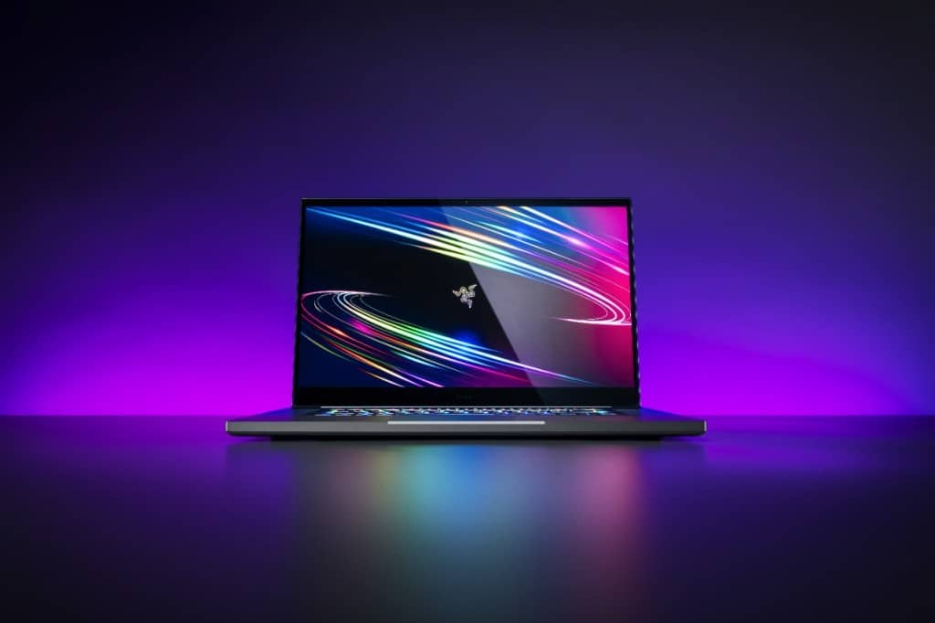 Razer, here is the updated version of its top of the range Blade Pro 17 notebook