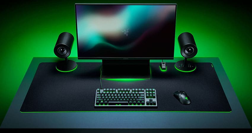Razer launches its new Gigantus V2 mousepad, including a 3XL model that is possibly larger than your desktop