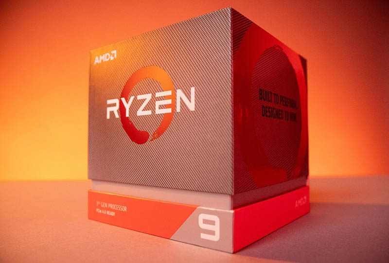 Ryzen 9 3900 XT would have a single-core boost of 4.8GHz