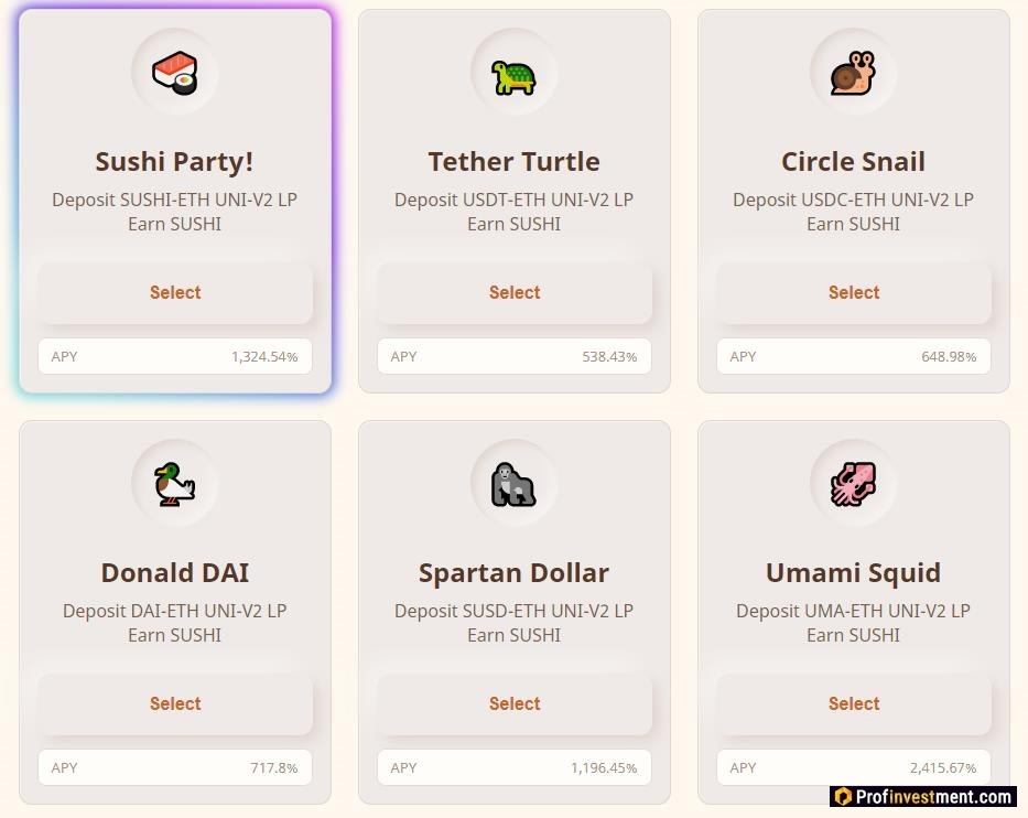 security of the cryptocurrency project SushiSwap (SUSHI)