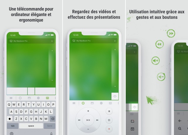 Remote mouse: control your PC from an iPhone